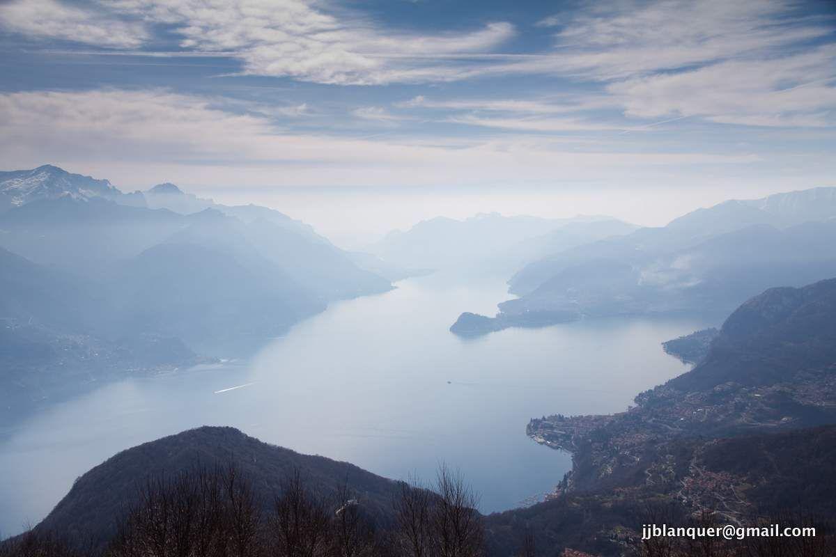 Monte Bregagno - Senderismo en el Lago Como