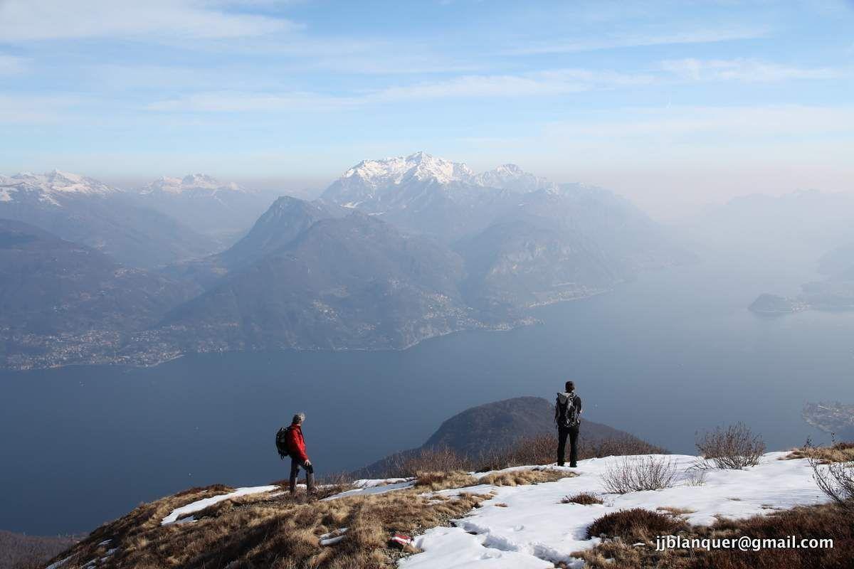 Lago Como - - Senderismo en el Lago Como