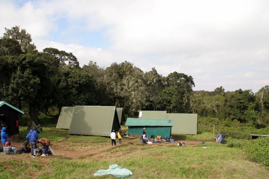 Kilimanjaro - 1er día