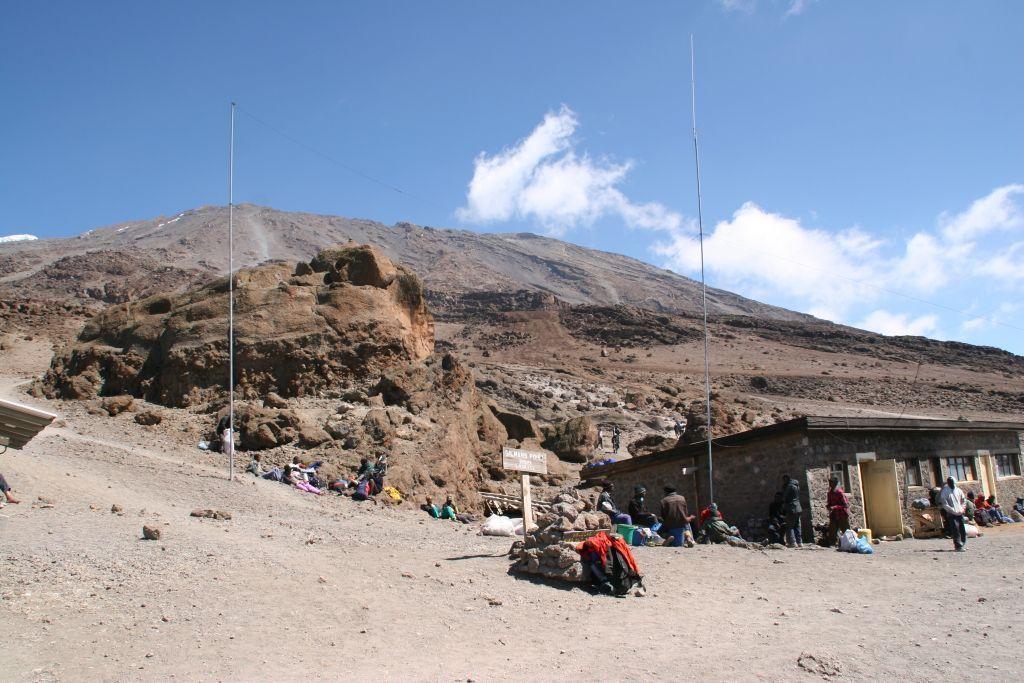 Kilimanjaro - 5º día