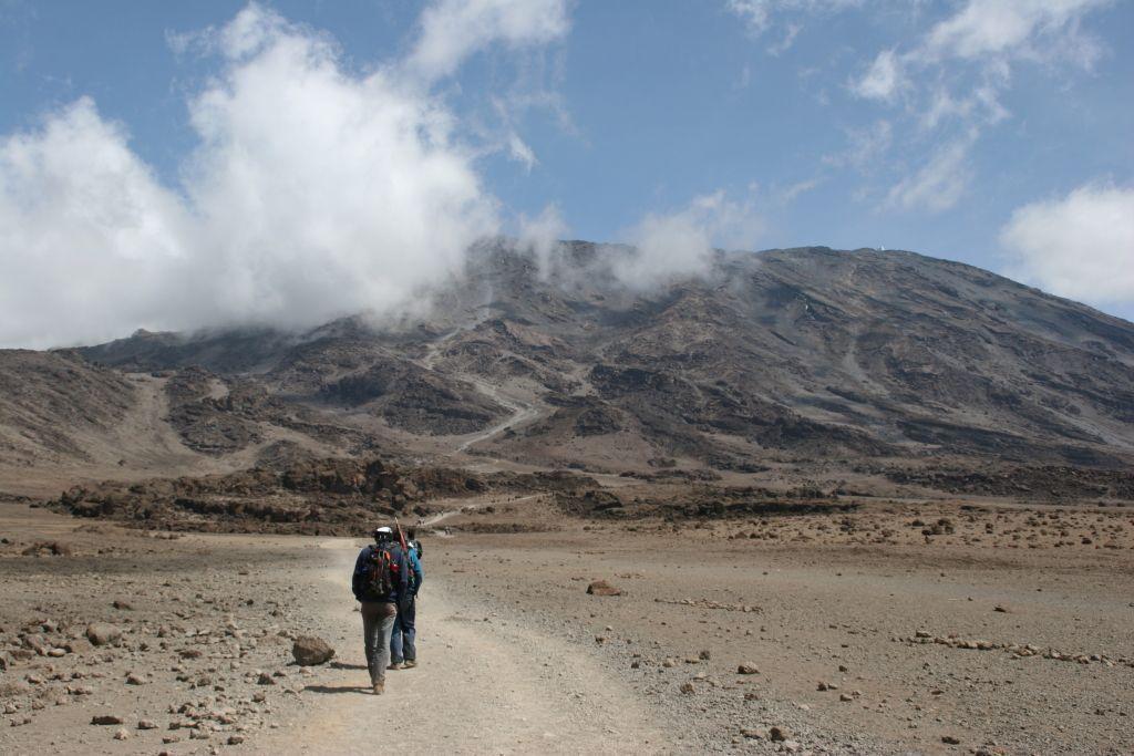 Kilimanjaro - 4º día