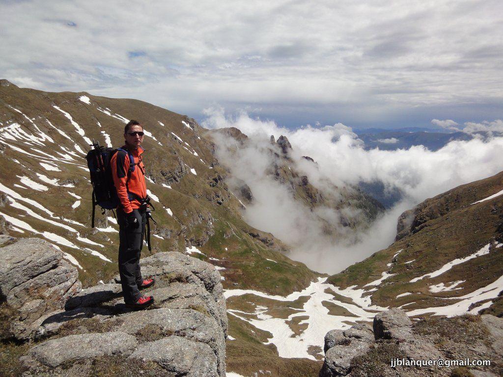 Monte Omul- Trekking en Bucegui