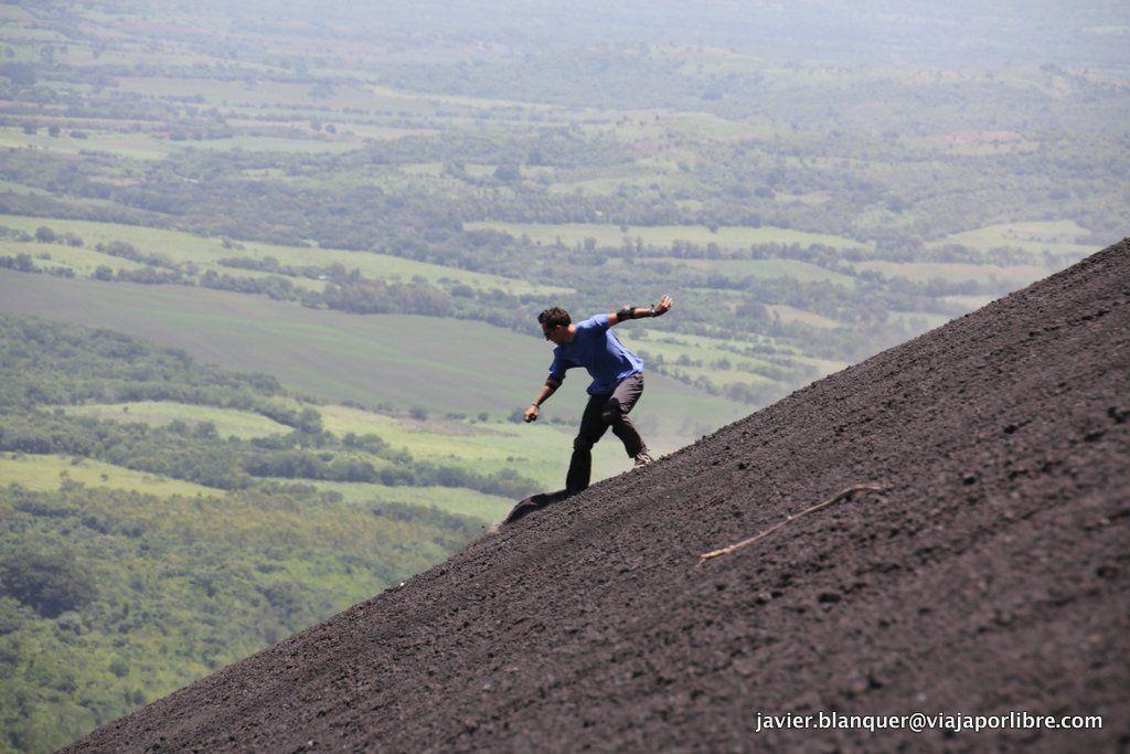 Volcán Cerro Negro