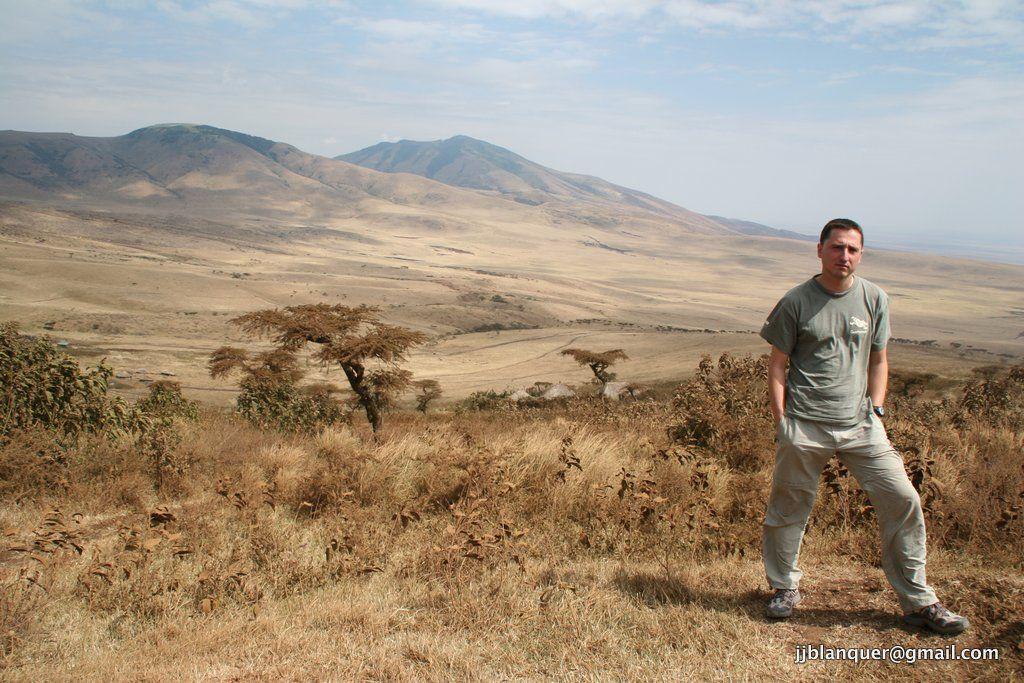 Crater del Ngorongoro - Al otro lado