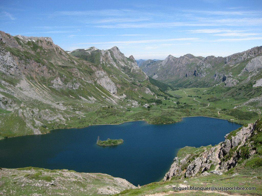 Lago El Valle (Somiedo)