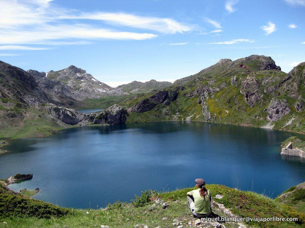 Lago de Calabazosa (Somiedo)