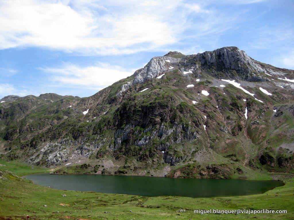 Lago Cerveriz (Somiedo)