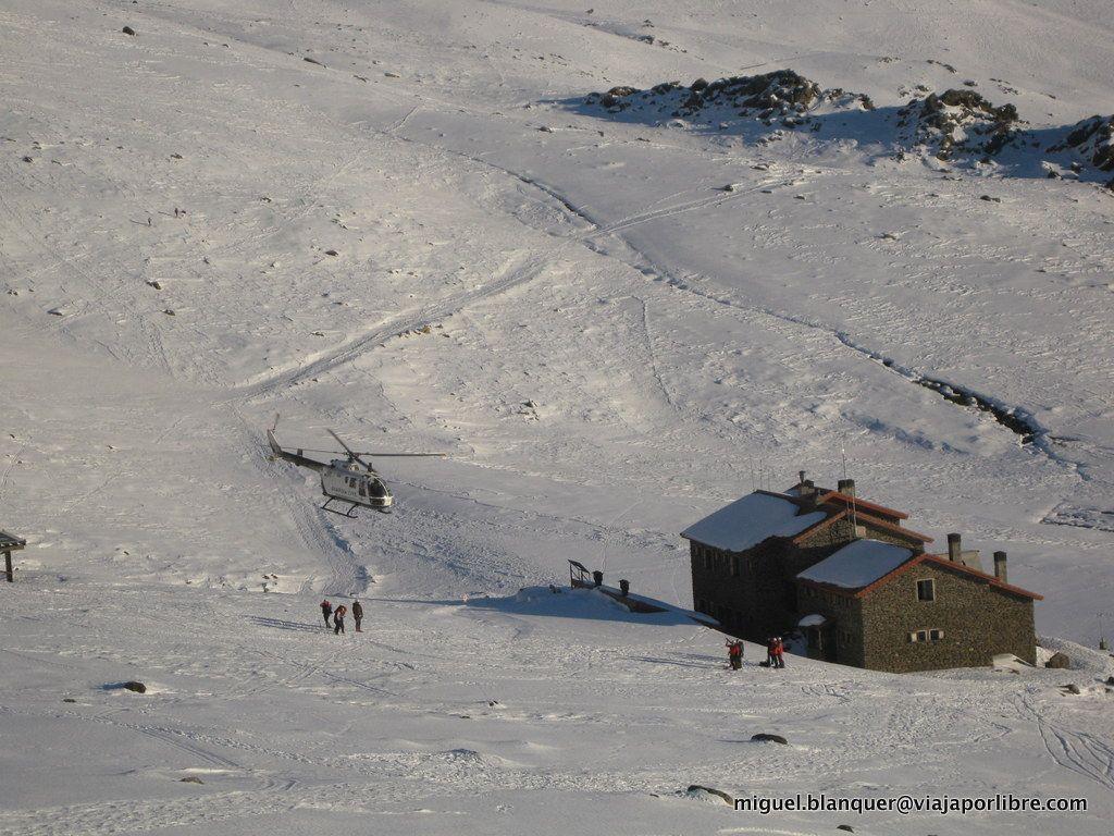 Refugio Poqueira