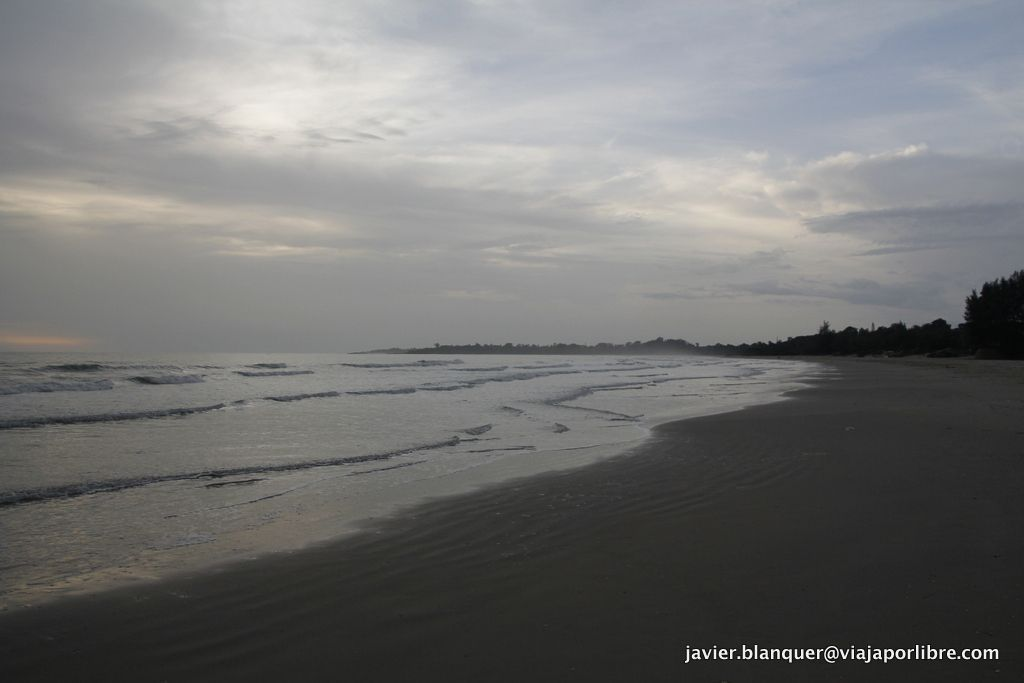 Playa de Capskirring