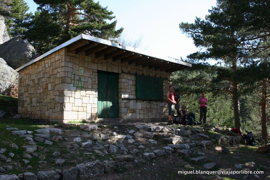 Refugio en Urbión