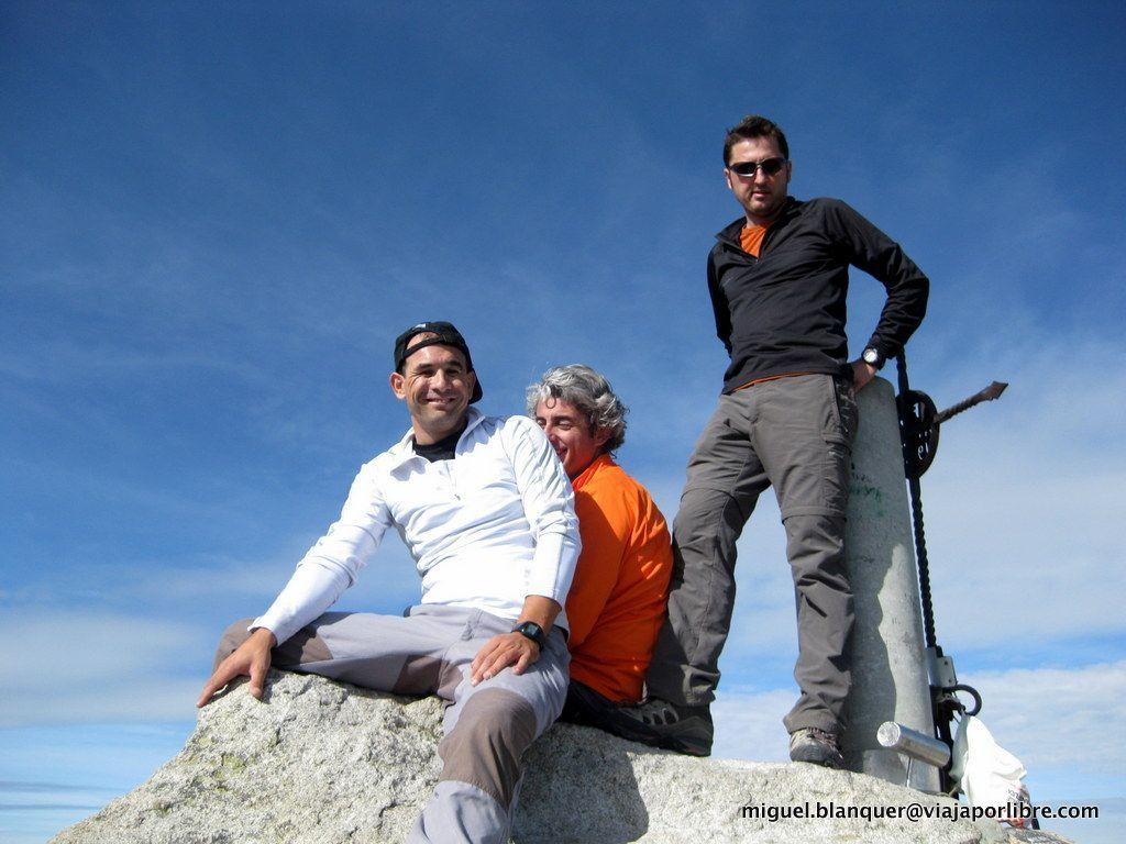 Cumbre del Almanzor