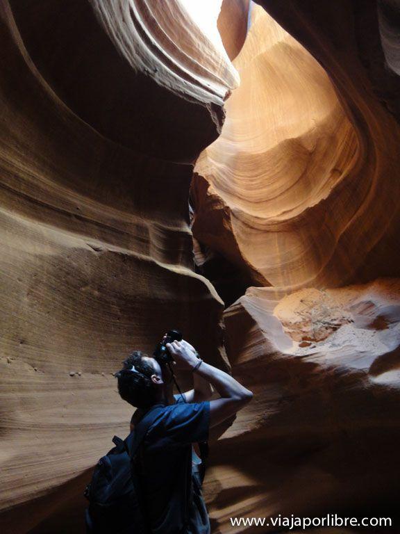 Tour en Antelope Canyon