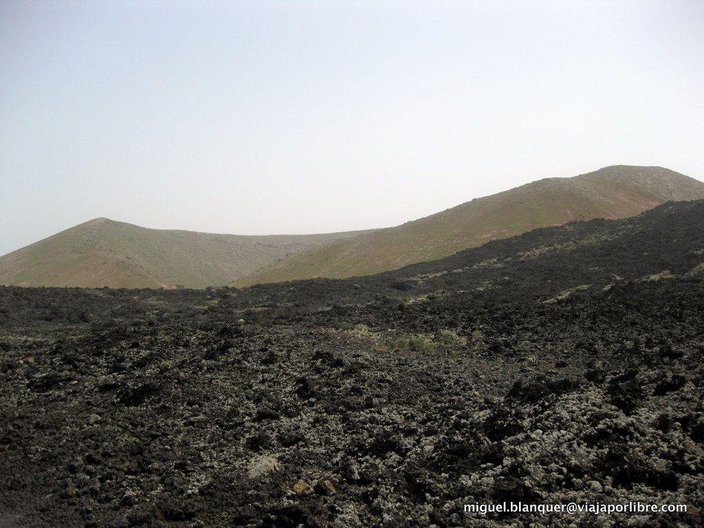 Volcán Caldera Blanca