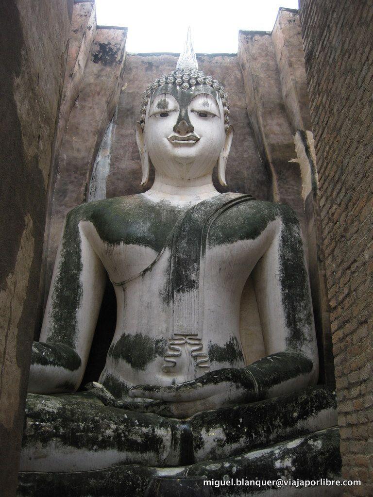 Phra Achana, Wat Si Chum