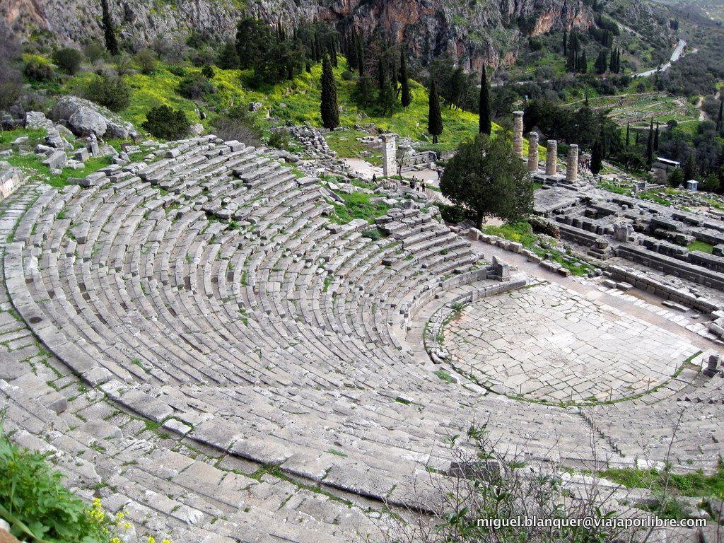 Teatro de Delfos