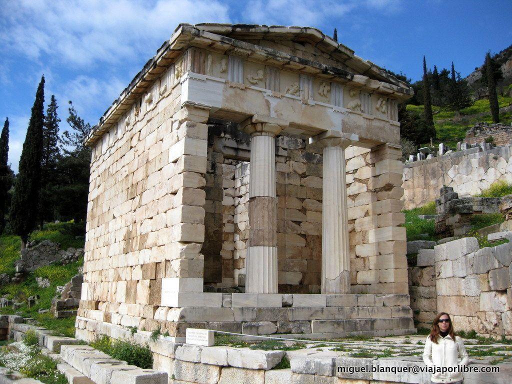 Tesoro de Atenas