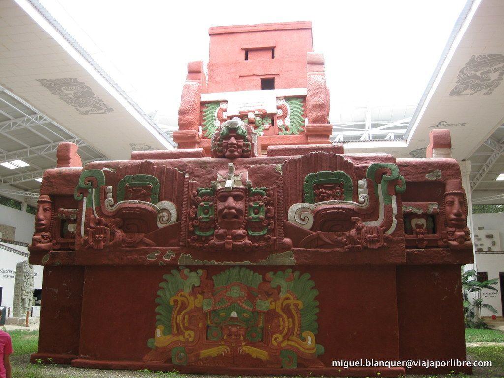 Templo de Rosalía (Reconstrucción)
