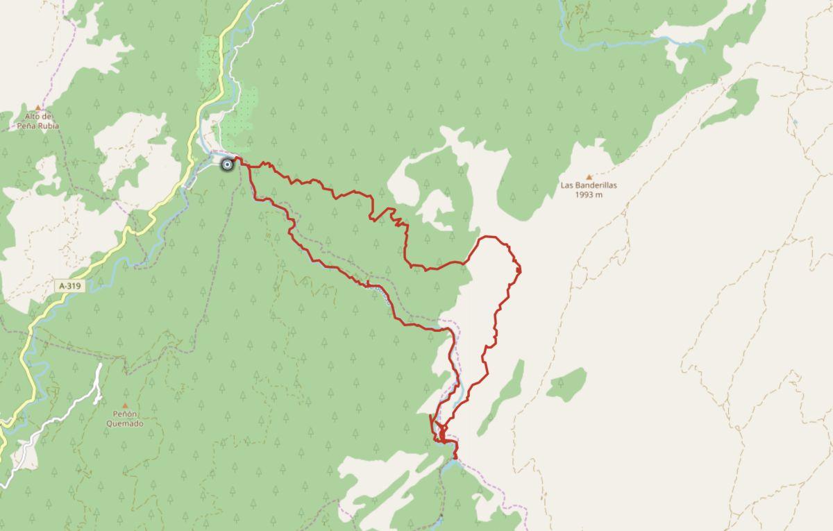 Ruta Sierra de Cazorla