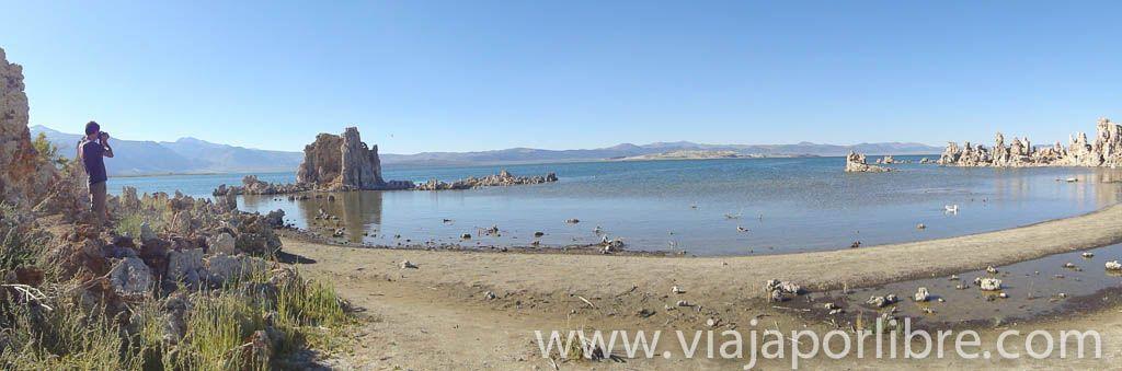 Panorámica de Mono Lake
