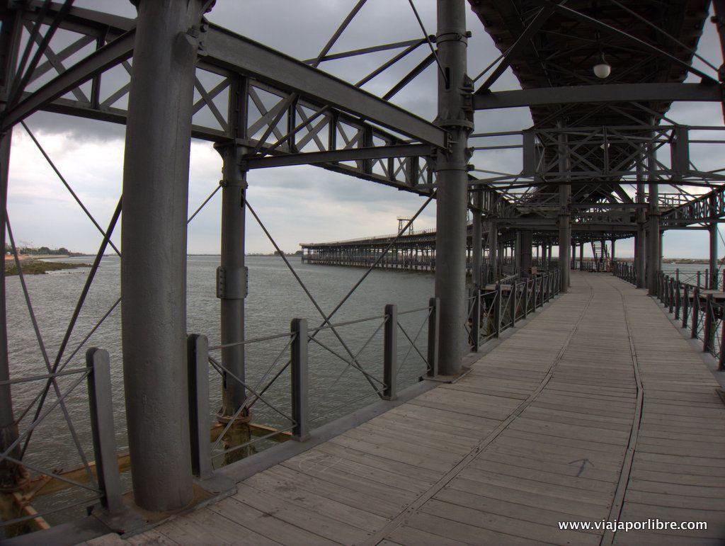 Muelle de Rio Tinto