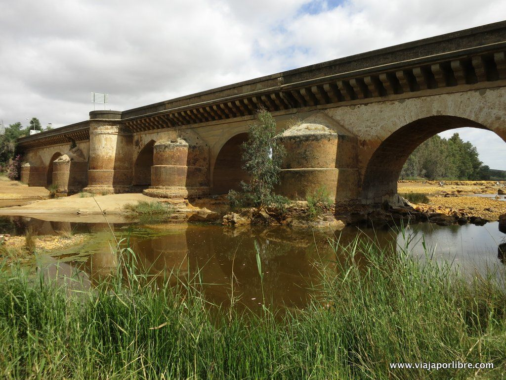 Puente Romano - Niebla