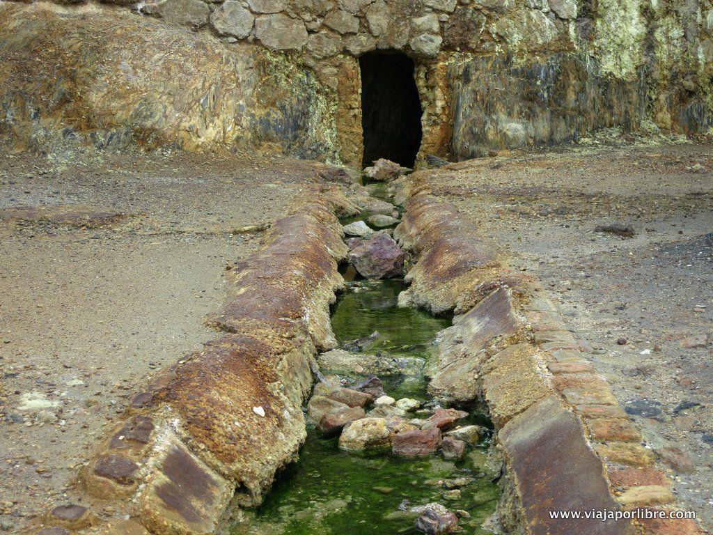 Zona Tunel de Santa Maria (Peña de Hierro)