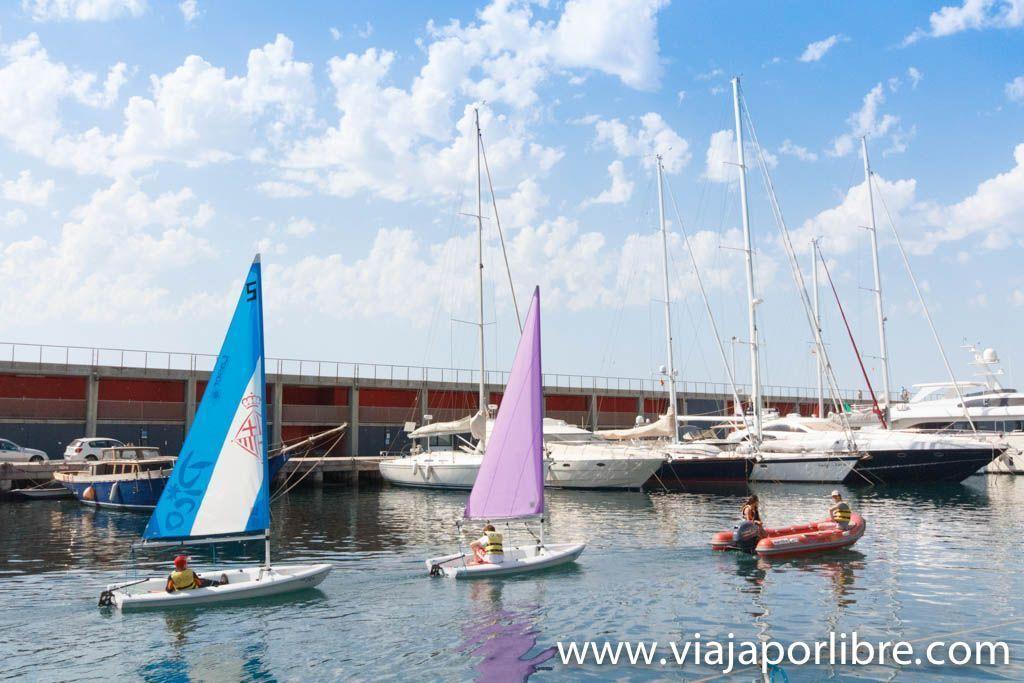 Puerto olímpico