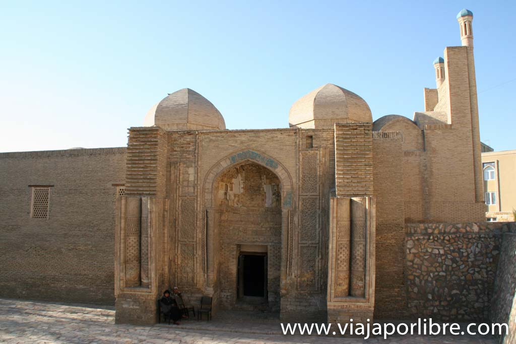 Mezquita Magoki Attari
