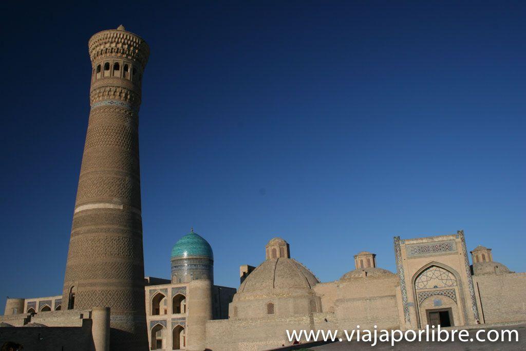 Minarete de Kalon