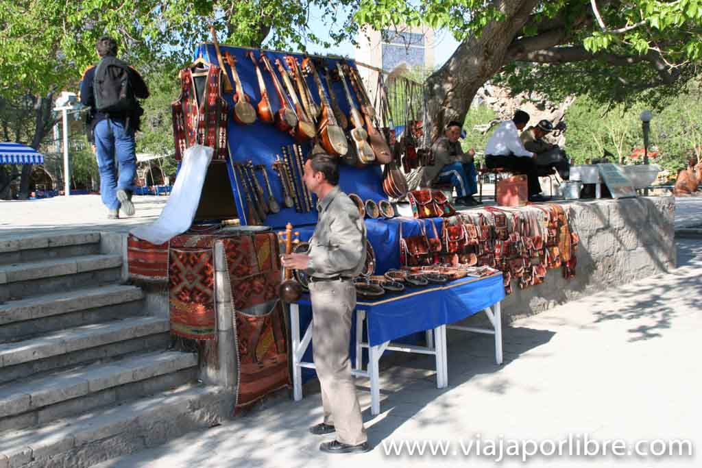 Plaza Lyab-i Khauz