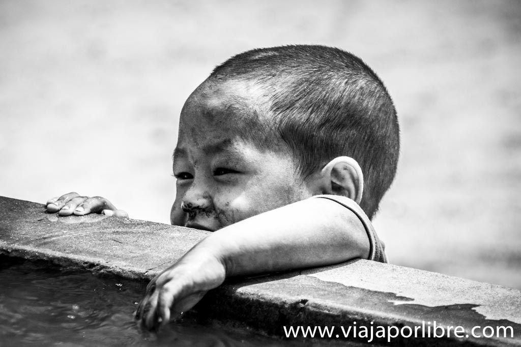 Gente de Myanmar