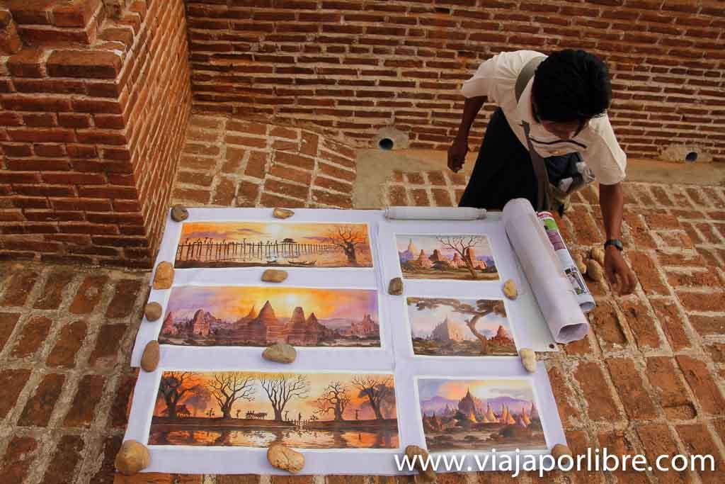 Cuadros de Bagan