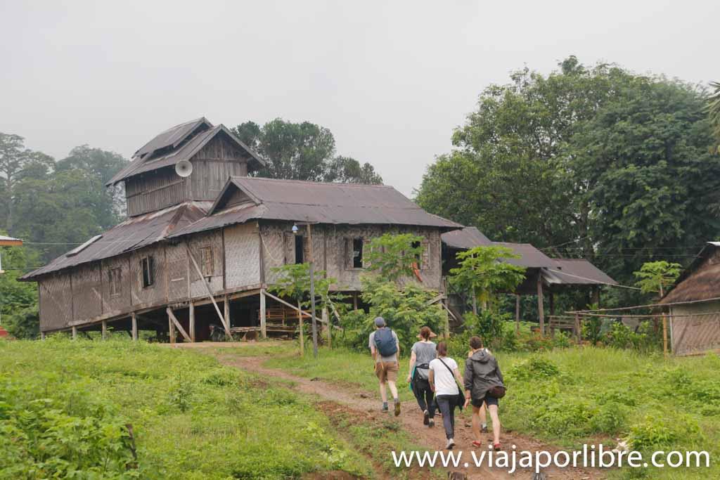 Paisajes cerca de Hsipaw