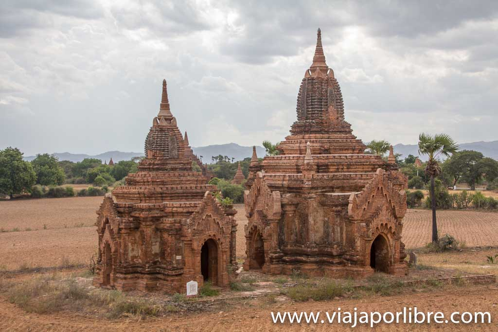 Htilominlo Guphaya, Bagan