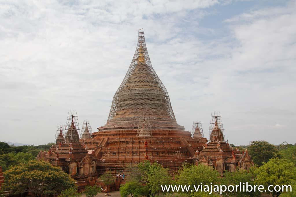 Dhamma Yan Zi Ka Pagoda