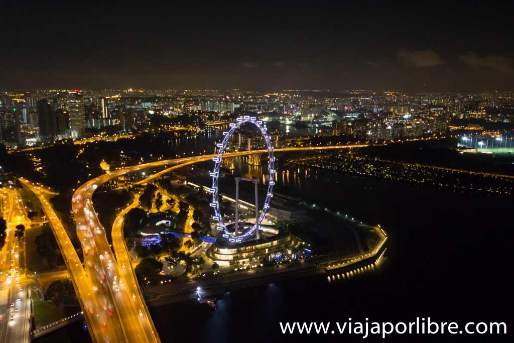 Noria de Singapur
