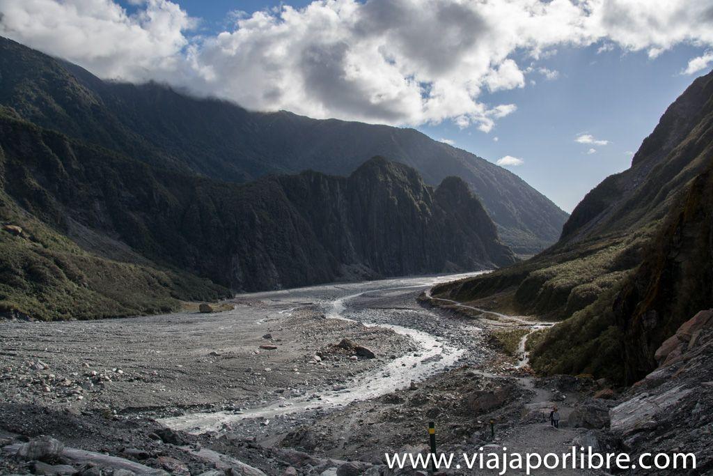 Fox Glacier - Nueva Zelanda