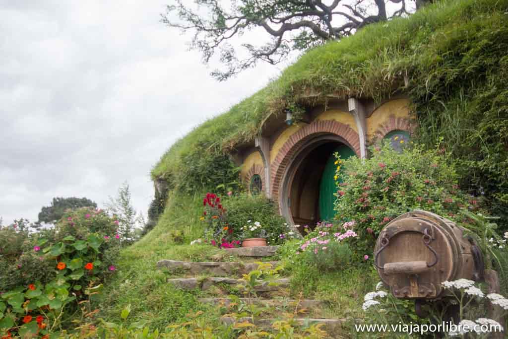 Hobbiton Town