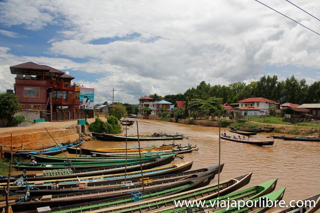 Nyaungshwe, Lago Inle