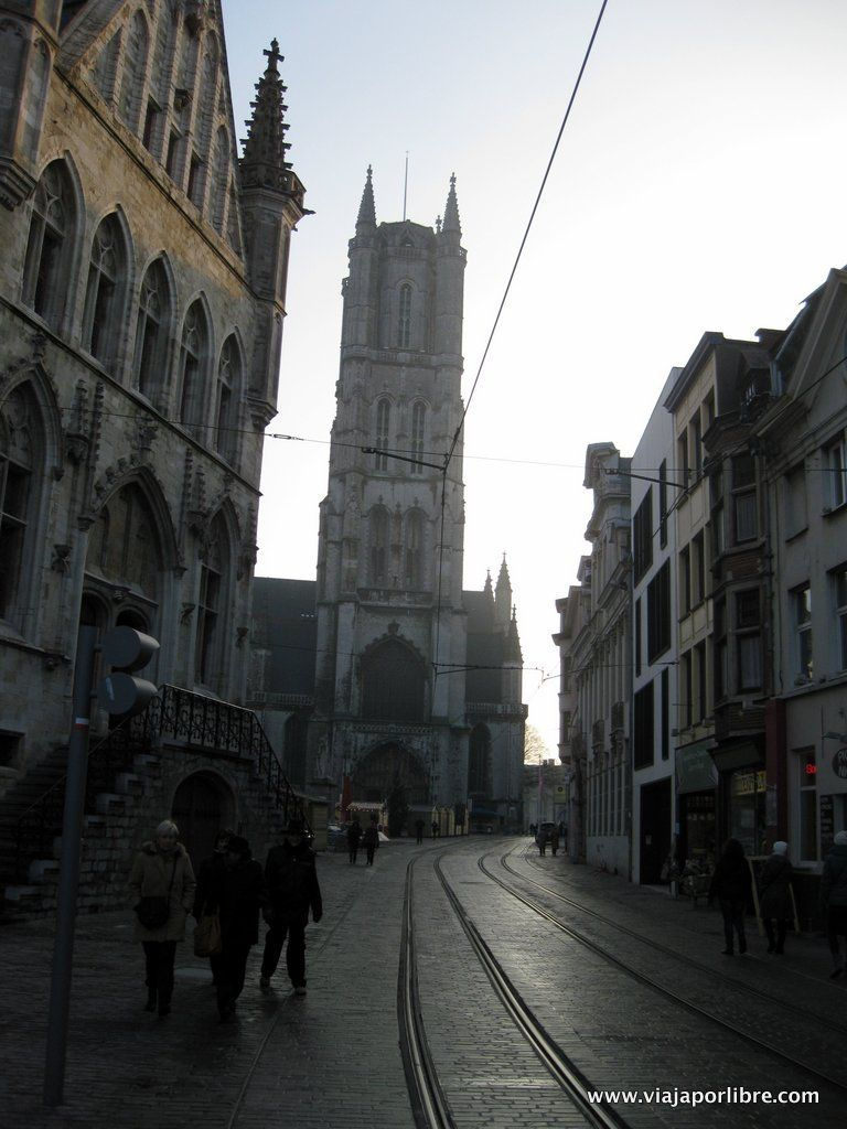 Catedral de San Bavón (St Baafskathedraal)