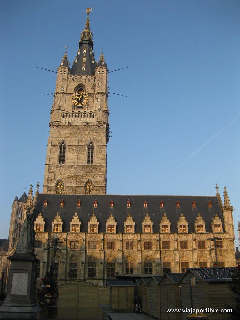 Campanario de Gante (Belfort)