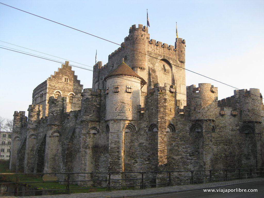 Castillo de los Condes de Flandes - Gravensteen