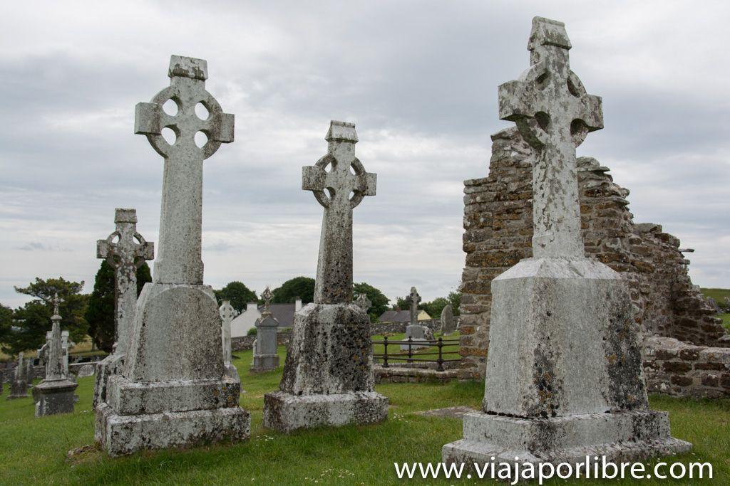 Monasterio de Clonmacnoise