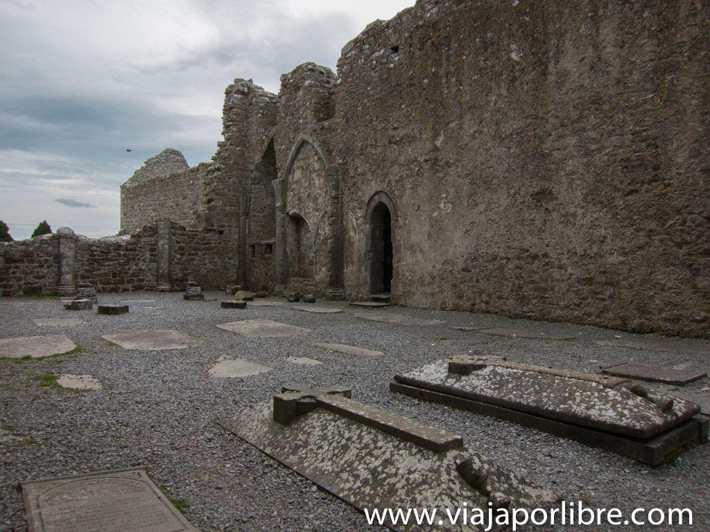Monasterio de Clonmacnoise - Catedral