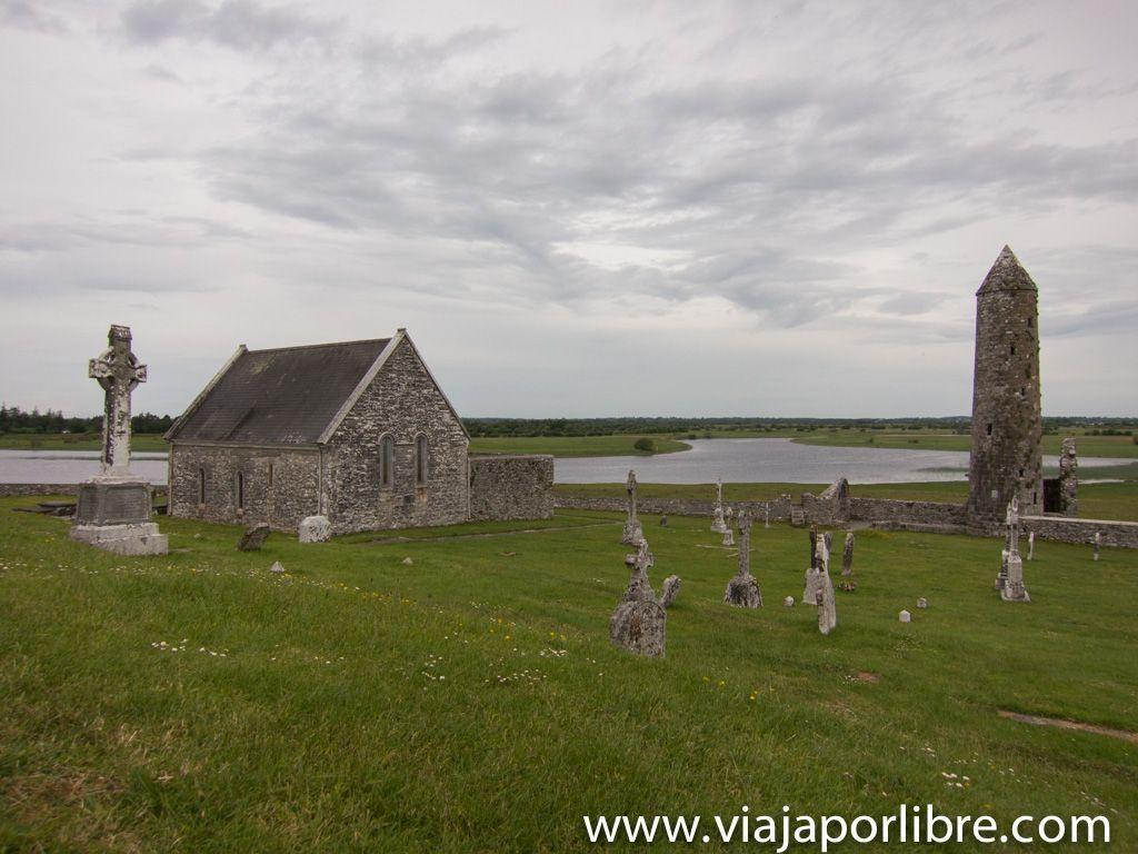 Monasterio de Clonmacnoise - Temple Connor