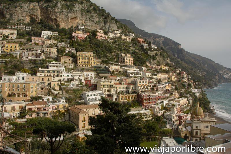 Costa Amalfitana - Positano