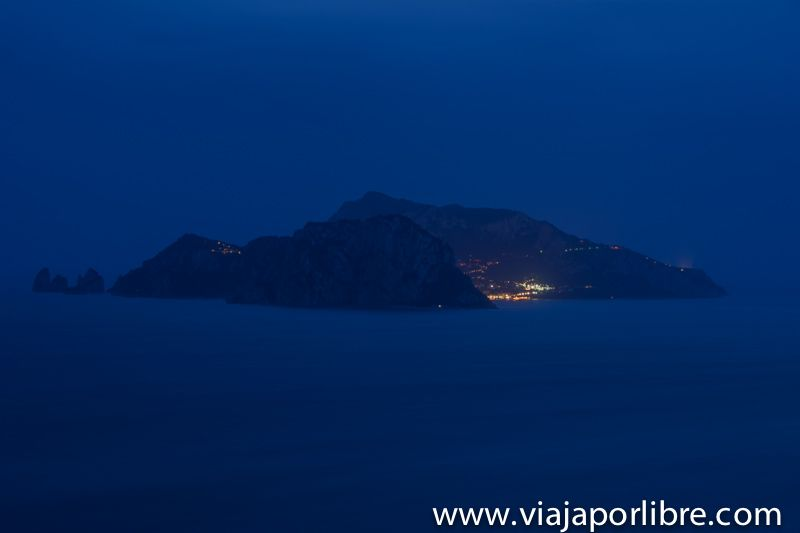 Costa Amalfitana - Capri