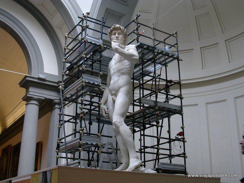 Que ver en Florencia - David de Miguel Angel