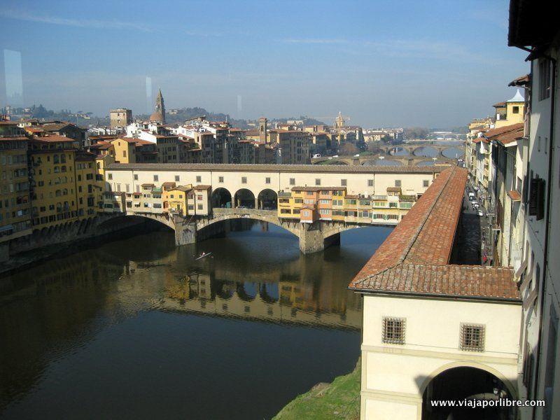 Que ver en Florencia - Ponte Vecchio