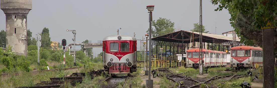 viajar en tren banner